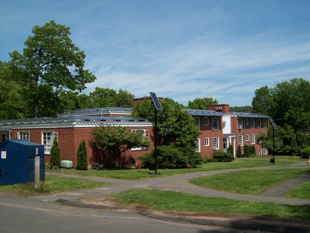 40 KW Solar Panel System for Yale in New Haven CT